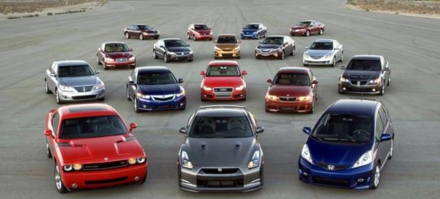 Thu mua xe ôtô cũ các loại giá cao hơn thị trường