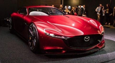 Ô tô Mazda RX-9 sẽ bán ra vào năm 2020