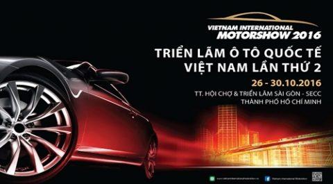 Triển lãm ô tô quốc tế tại Việt Nam 2016