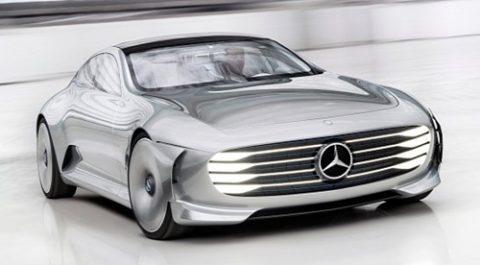 Xe hơi điện EQ – thương hiệu mới của Mercedes-Benz