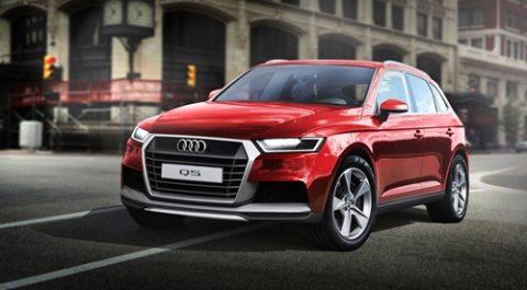 Xe sang Audi Q5 mới 2017 sẽ ra mắt vào tháng 9