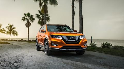 Giá xe Nissan X-Trail 2017 bán 530 triệu đồng, SUV mạnh mẽ