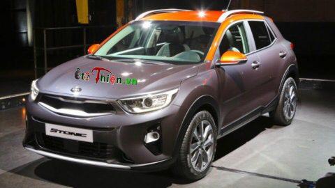 Kia Stonic đối thủ của Mazda CX-3, Chevrolet Trax, Ford EcoSport
