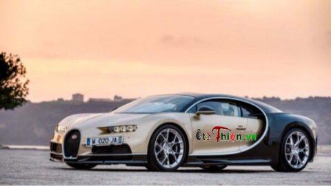 Bugatti đang tìm lốp xe có thể chịu được vận tốc 482km/h cho Chiron.