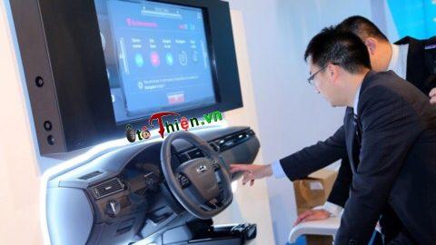 Lái xe hơi từ xa qua mạng 5G, công nghệ đột phá của Huawei