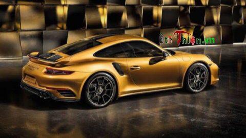 Porsche 911 Turbo S Exclusive Series sản xuất giới hạn chỉ 500 chiếc