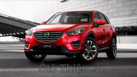 Mazda CX-5 chỉ còn 800 triệu đồng, cạnh tranh Honda CR-V.