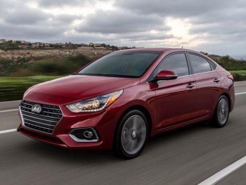 Hyundai Accent 2018 ra mắt với giá bán chỉ 278 triệu đồng