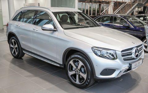 Bảng giá Mercedes-Benz GLC 200, GLC 250 & GLC 300
