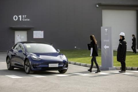 Tesla Model 3 sản xuất tại Trung Quốc