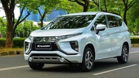 Mitsubishi Xpander,Honda CR-V,Hyundai Kona, Ford Everest tăng trưởng mạnh