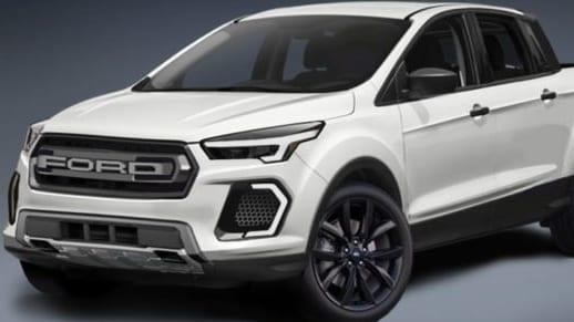 Xe bán tải Ford Ranger mini giá dưới 20.000USD