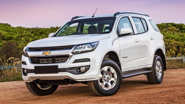 Chevrolet Trailblazer LTZ giảm gần 400 triệu đồng