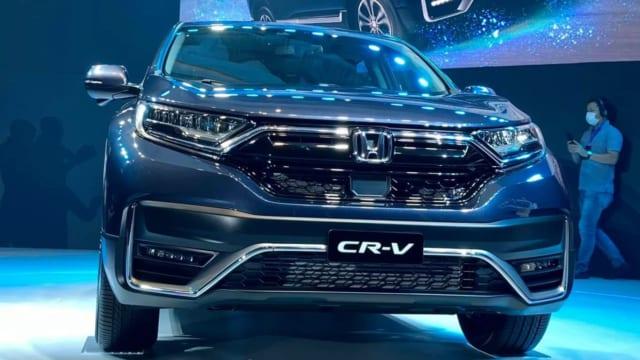 Honda CR-V 2020 lắp ráp trong nước, giá bán 998 triệu đồng