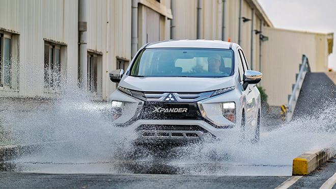 Mitsubishi vẫn ưu đãi 50% trước bạ, Xpander giảm 35 triệu đồng